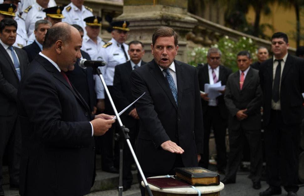El gobernador de Tucumán prometió