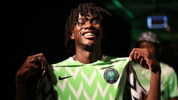 Furor por la camiseta de Nigeria en todo el mundo