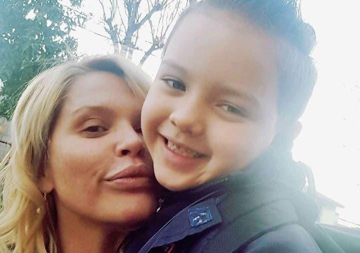 Espectaculos: Nazarena Vélez, preocupada por la salud de su hijo