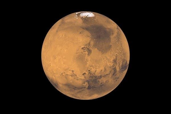 NASA encuentra materia orgánica en Marte