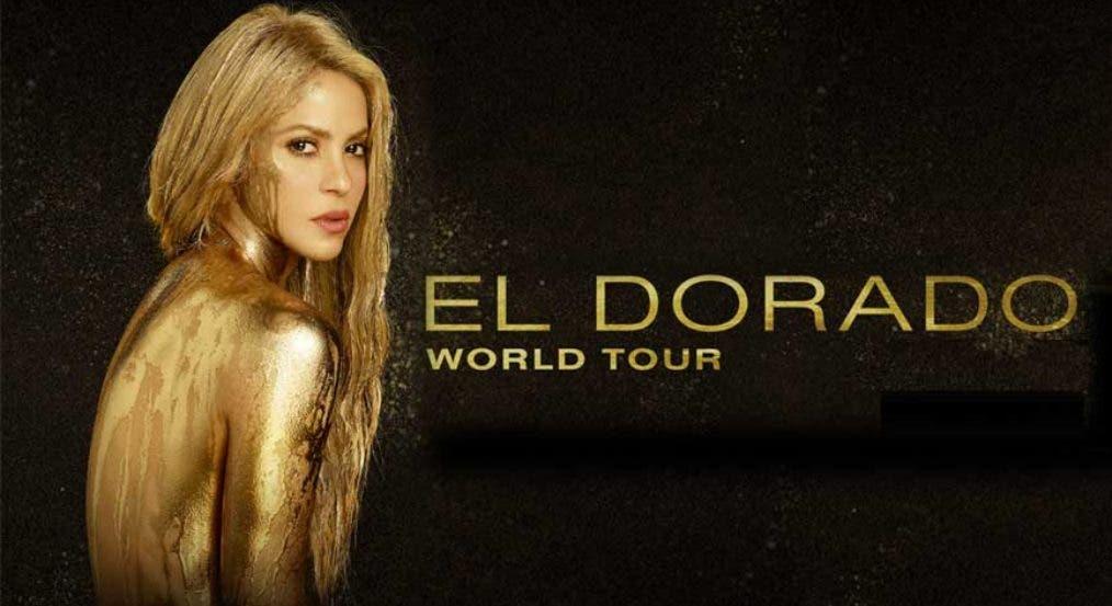 Shakira muy criticada por hablar con tono español