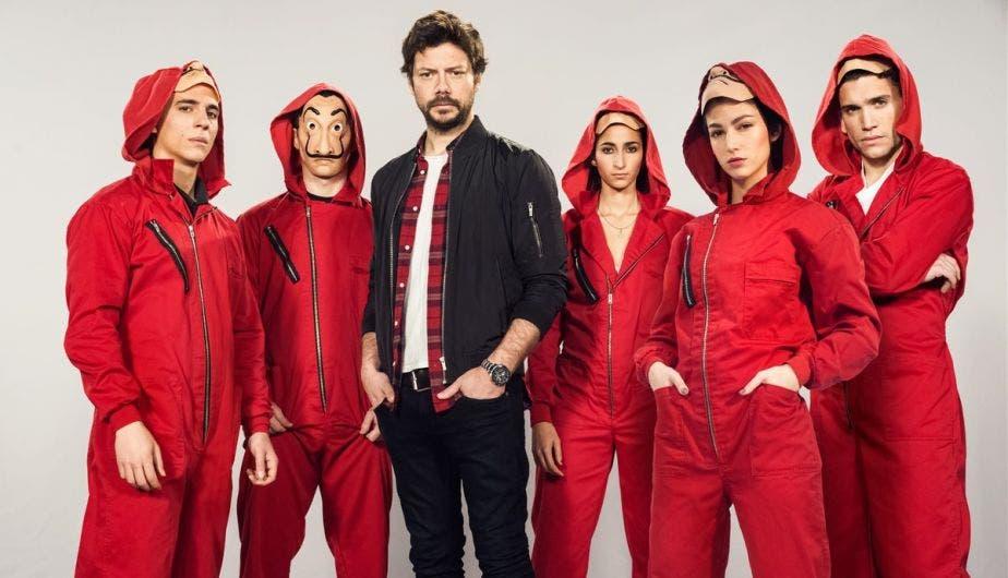 Creador de 'La Casa de Papel' firma acuerdo exclusivo con Netflix