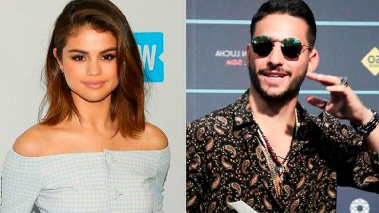 Selena Gomez contó por qué no canta con Maluma
