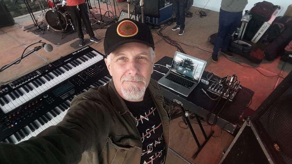 Falleció Daniel Sais, el ex baterista de Soda Stereo