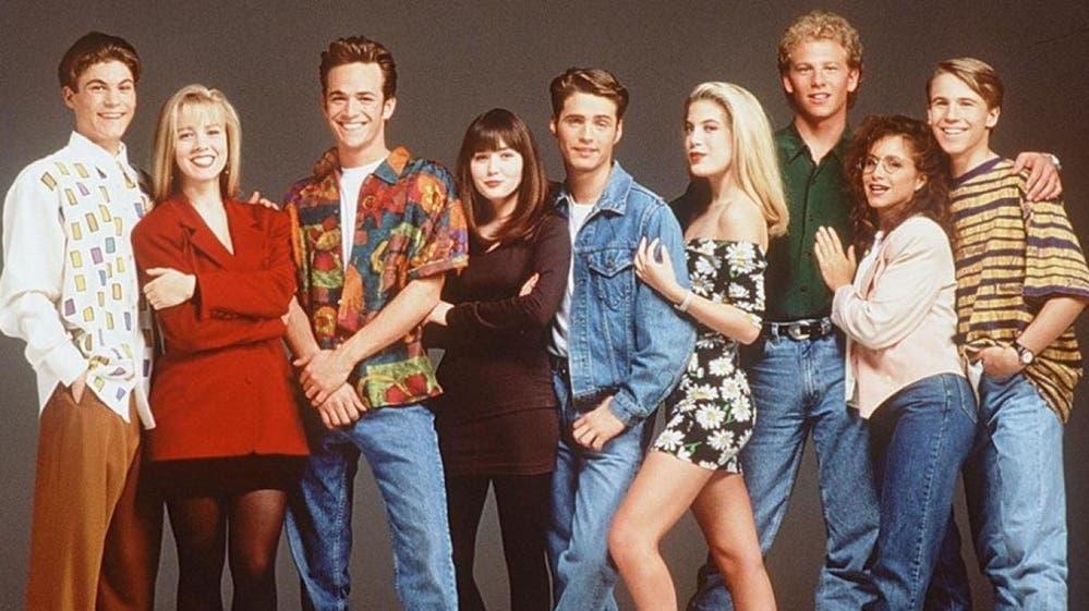 Protagonista de 'Beverly Hills 90210' luce irreconocible por bótox