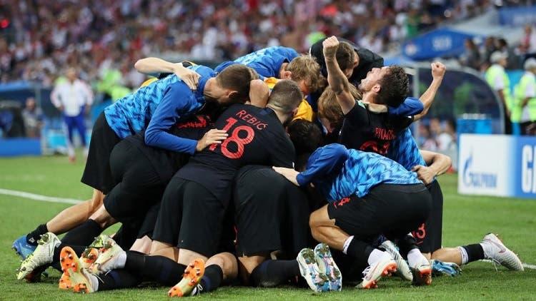 Listas las semifinales del Mundial de Rusia