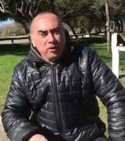 El padre de Fernando Pastorizzo se postula para un programa de baile
