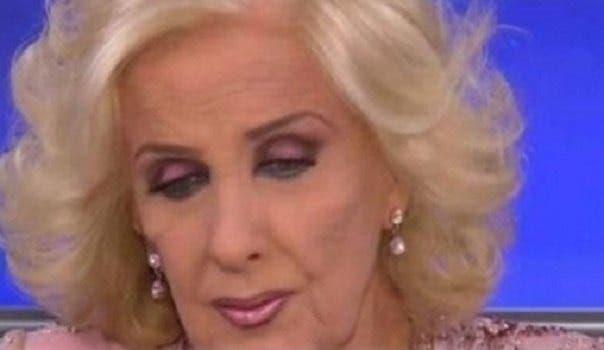 ¿Mirtha Legrand deja El Trece?