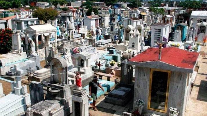 México: desenterró a su amigo muerto porque lo extrañaba