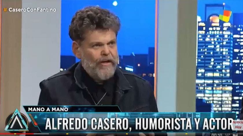 Tremendas críticas de Alfredo Casero contra el kirchnerismo