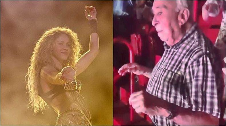 Shakira comparte el vídeo del fan que más le ha emocionado