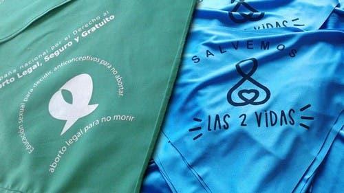 Miles de tucumanos pidieron por el aborto legal en la Plaza Independencia