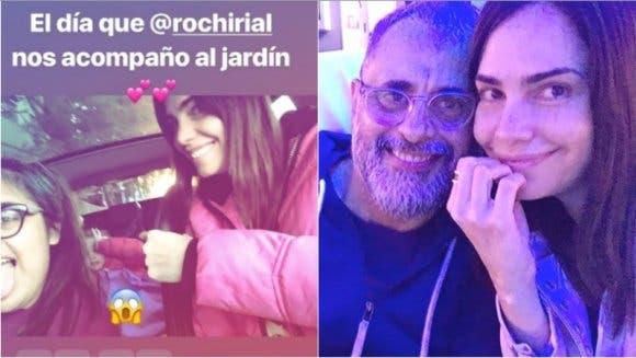 La inesperada visita de Jorge Rial a Intrusos