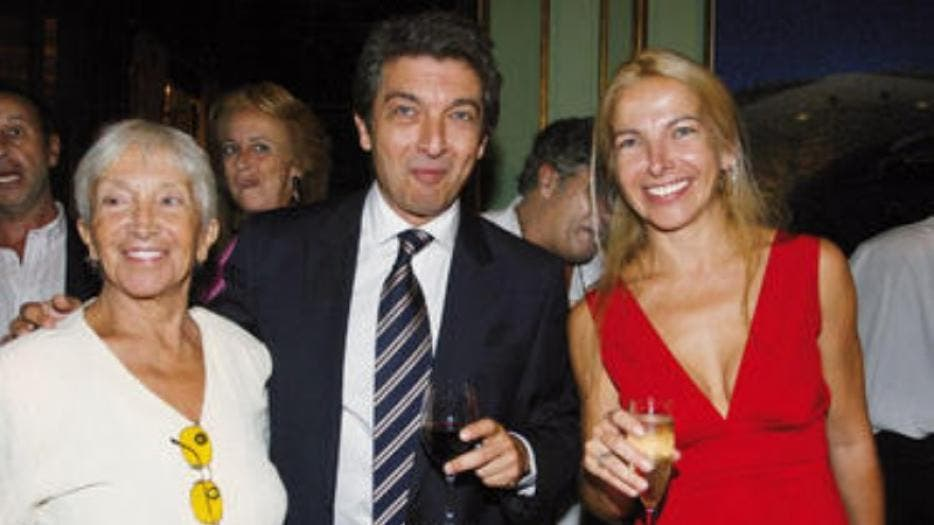 Dolor: murió Reneé Roxana, la mamá de Ricardo Darín