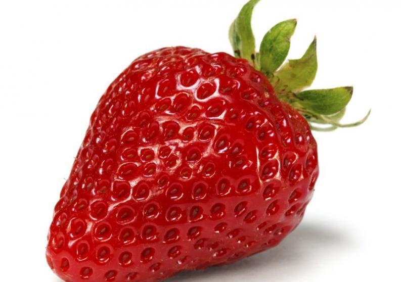 Australia investiga la aparición de agujas dentro de fresas