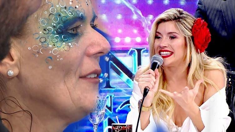 El emotivo Aquadance de la mamá de Laura Fernández en el Bailando
