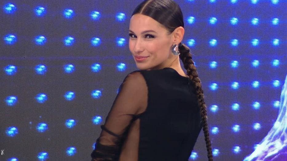 Lourdes Sánchez atacó a Pampita: