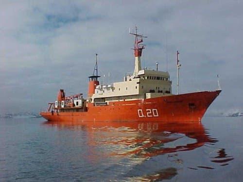 Tensión por acercamiento de un buque argentino a las Islas Malvinas