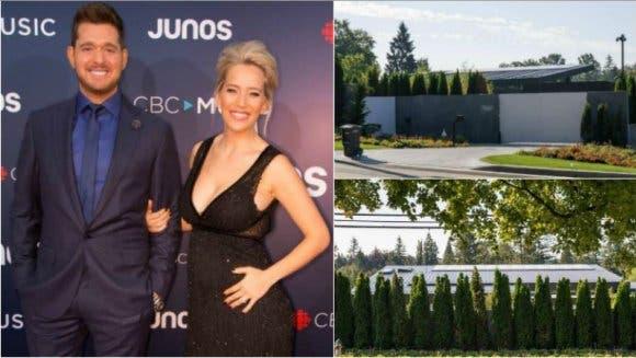La nueva mansión de Luisana Lopilato tiene pista de hockey