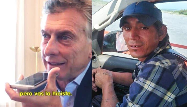 Un olvidado del Estado| Se suicidó el héroe de Macri