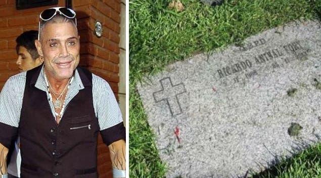 Habló Gustavo Martínez por el supuesto abandono de la tumba de Fort