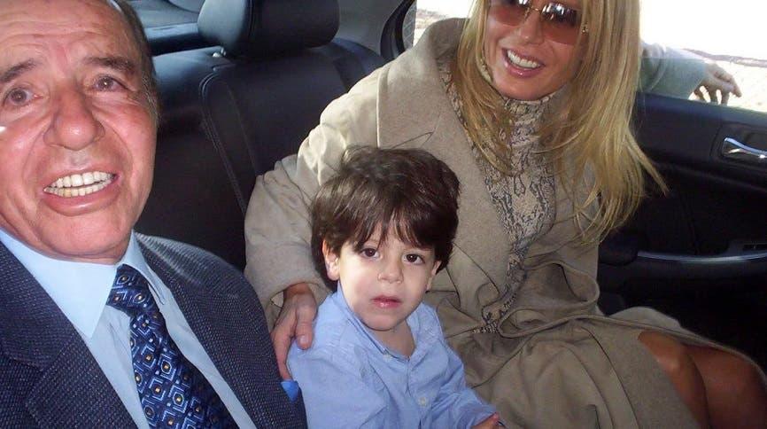 Médicos lograron extirpar tumor cerebral al hijo de Cecilia Bolocco