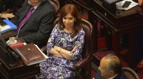 Sesión especial para tratar el desafuero de Cristina