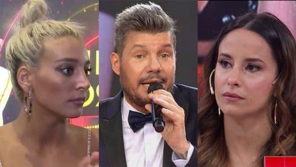 Tinelli intervino en la feroz pelea de Sol Pérez y Lourdes