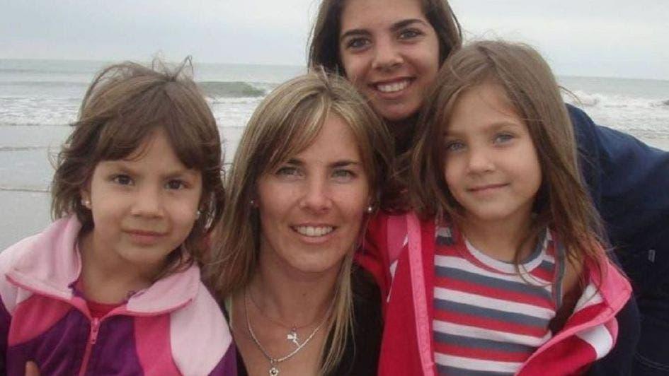 La madre desesperada recuperó las cenizas de su hija