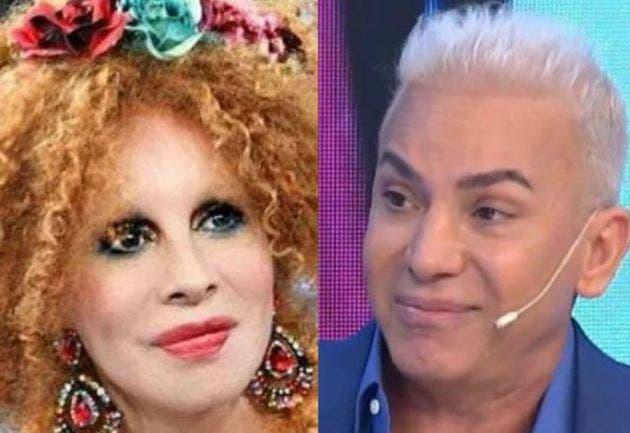 Dura crítica de Nacha Guevara a Marley, Flavio Mendoza y Luli Salazar