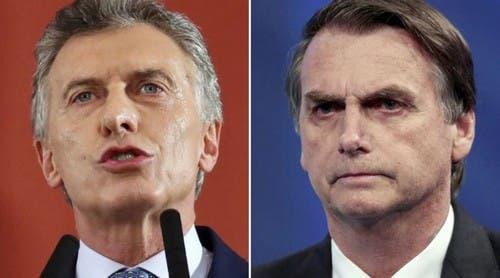 Macri no asistiría a la asunción de Bolsonaro
