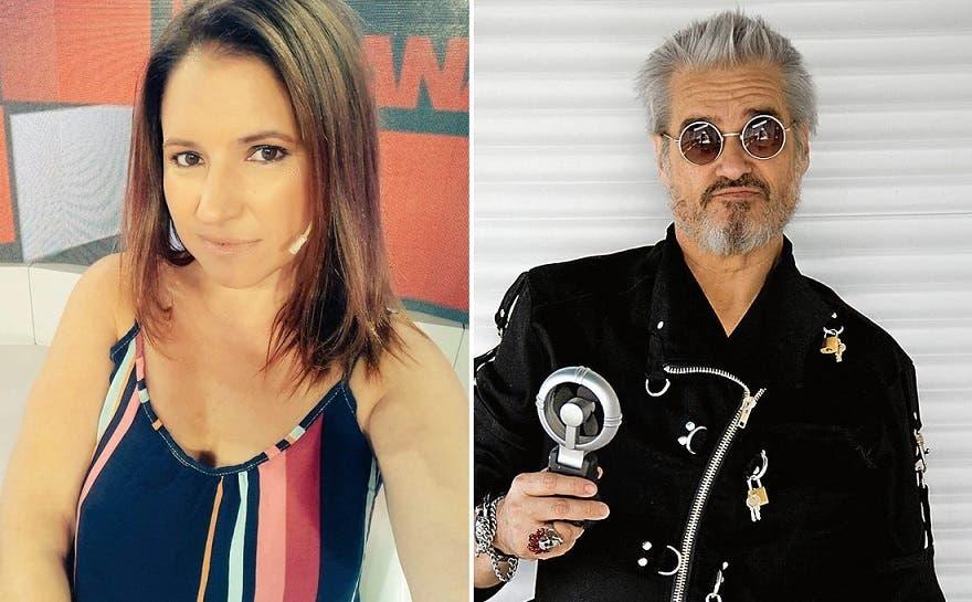 La denuncia de Fernanda Iglesias contra Roberto Pettinato: