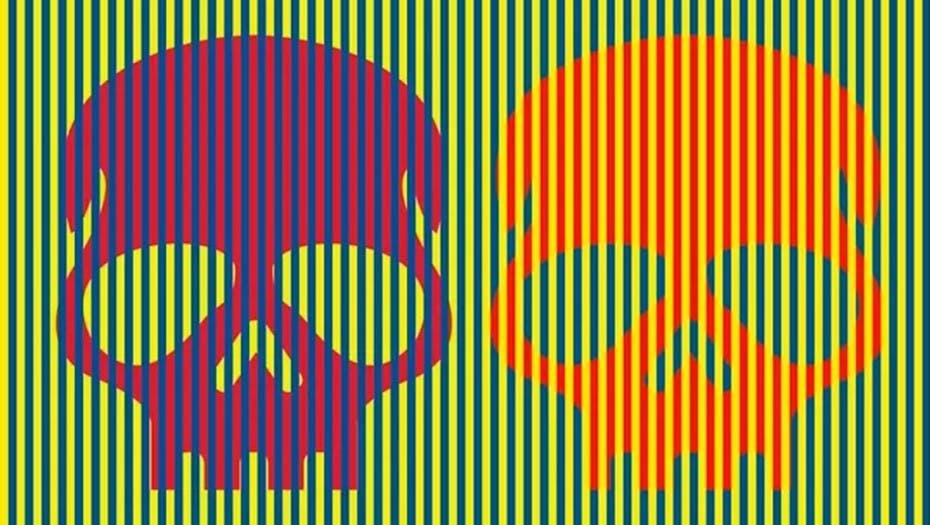 Ilusión óptica engaña al cerebro y ves lo que no hay
