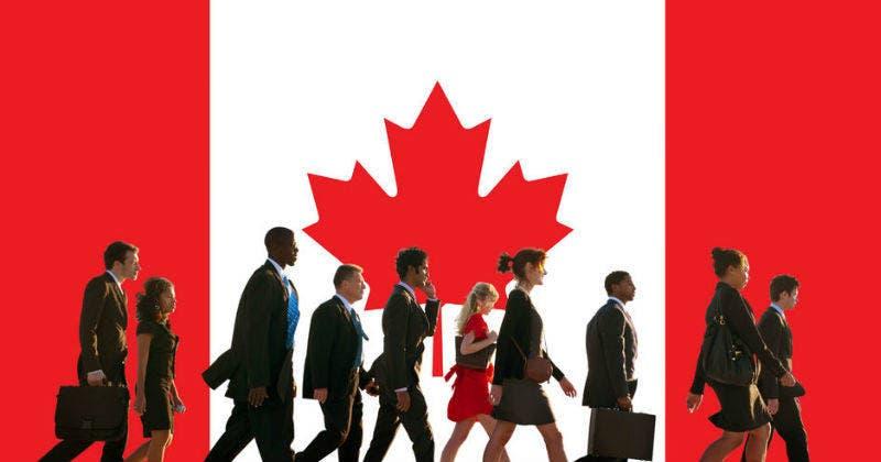 Canadá quiere recibir a un millón de inmigrantes en tres años