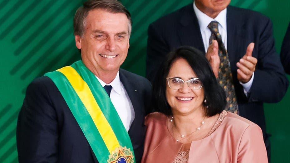 Las polémicas declaraciones de la Ministra de la Familia de Brasil