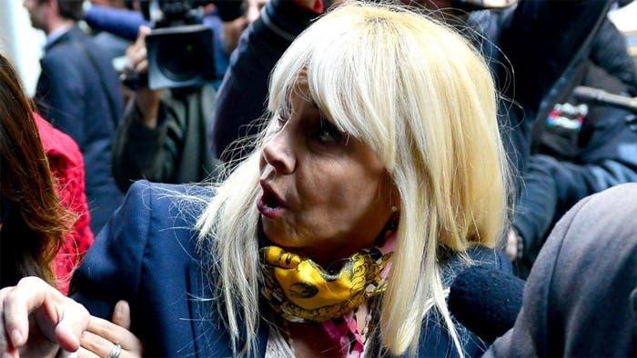 Gianinna Maradona, furiosa con Diego por el cumple de Benjamín