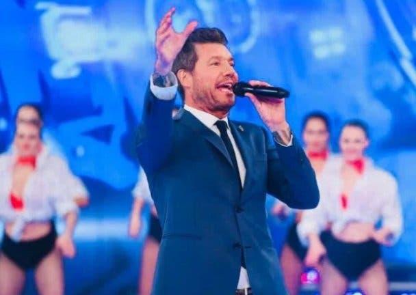 Tinelli y su sueño de producir la serie biográfica sobre Ricky Martin