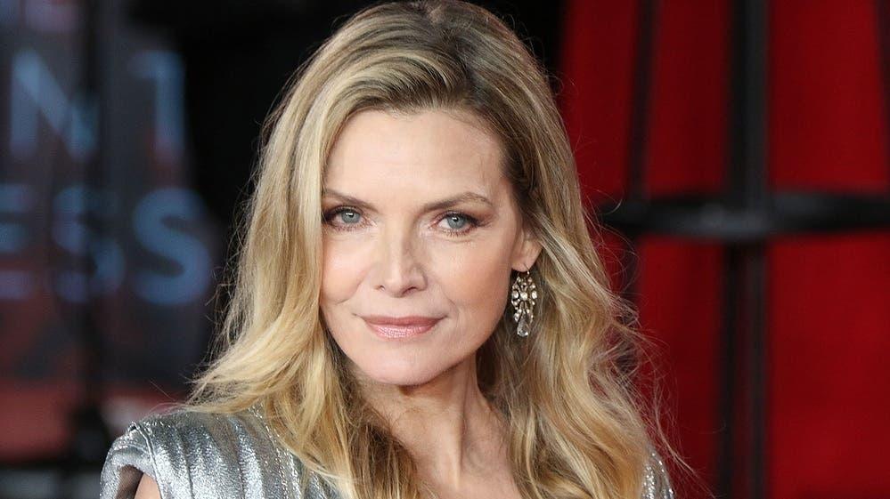 Michelle Pfeiffer está en la Patagonia: