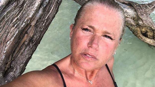 Xuxa se dejó cambiar el look por su hija — Es furor