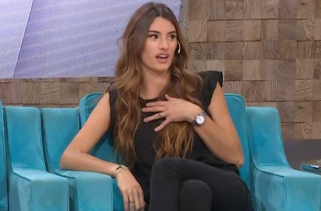Lola Latorre le respondió a Jorge Rial tras su cruce con Yanina