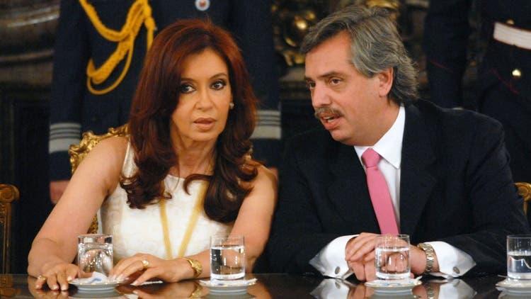 Cristina Kirchner se postula como candidata a vicepresidenta en Argentina