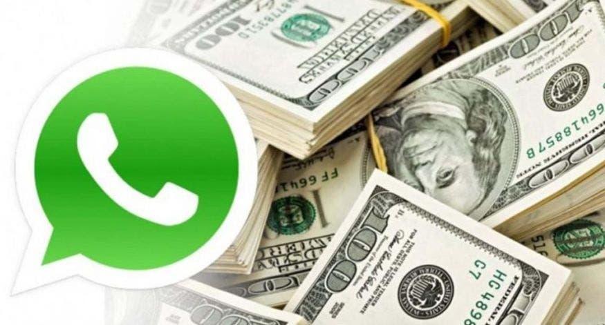 Cómo enviar bitcoins a través de WhatsApp