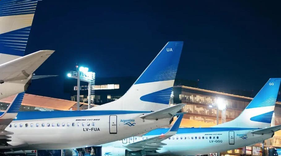 Ordenan al Estado pagar por la expropiación de Aerolíneas Argentinas