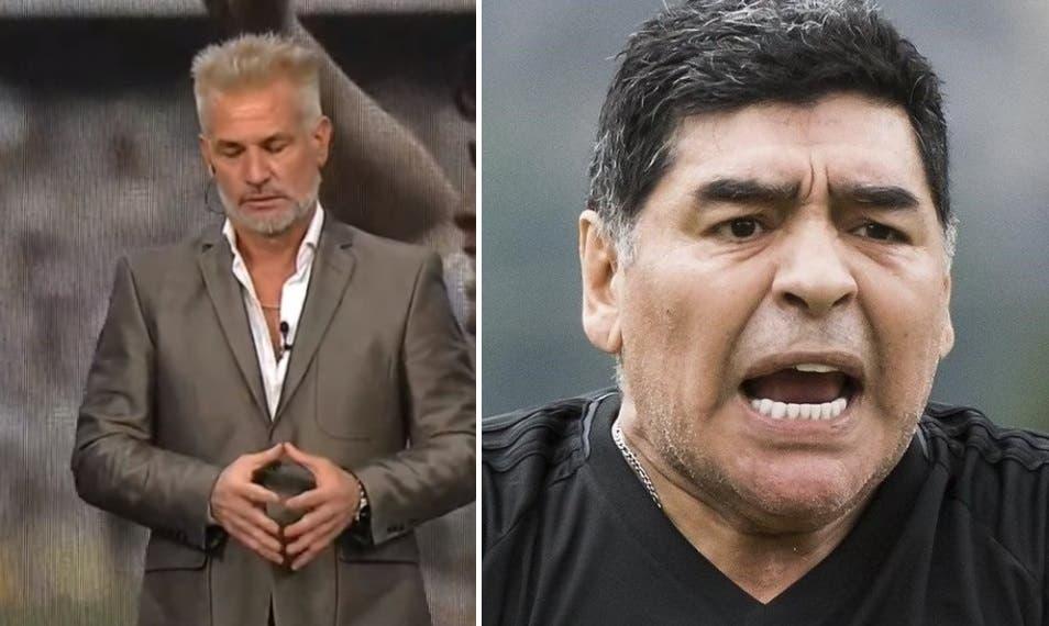 Maradona, lapidario con la Selección tras el fallido debut