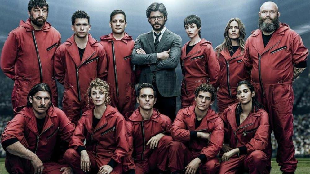 'La casa de papel' presenta a los personajes de su tercera temporada