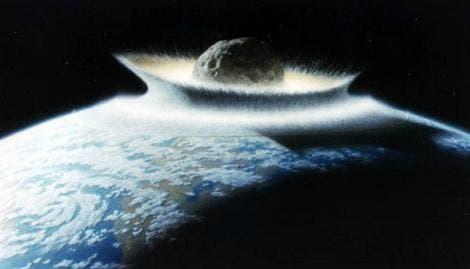 Facebook podría tener razón: ¡un asteroide podría caer en septiembre!