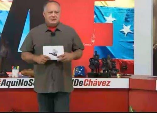 Cabello: Triunfaremos en las elecciones parlamentarias