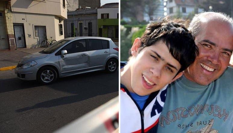 """""""Lo mataron de un tiro en la cabeza"""": grave denuncia del padre del joven muerto en avenida Sarmiento 1"""