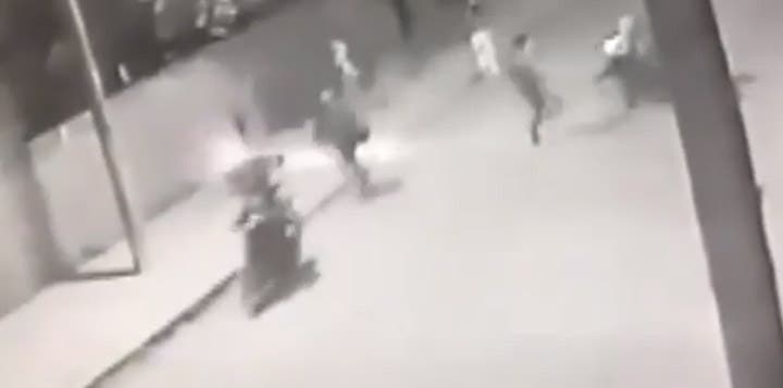 Ya hay excedente de motochorros en Tucumán: mientras roban a