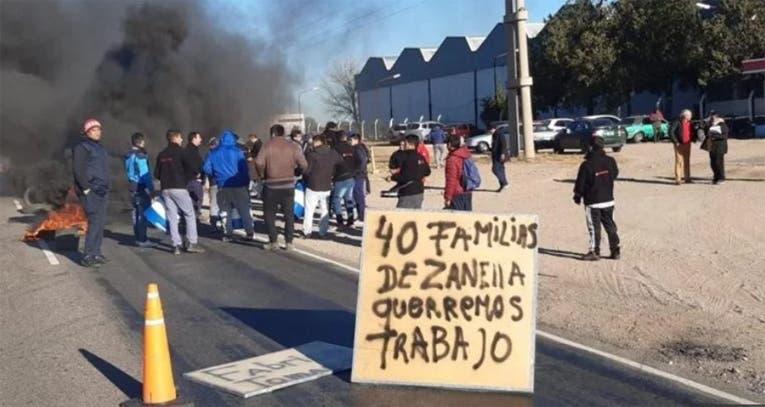 Por la caída de las ventas, Zanella cierra su planta de Córdoba